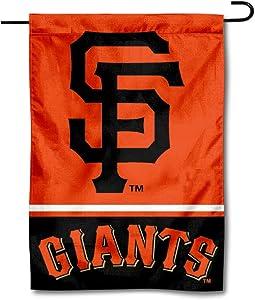 WinCraft San Francisco Giants Double Sided Garden Flag