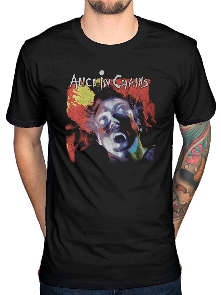 Official Alice in Chains Facelift T-Shirt