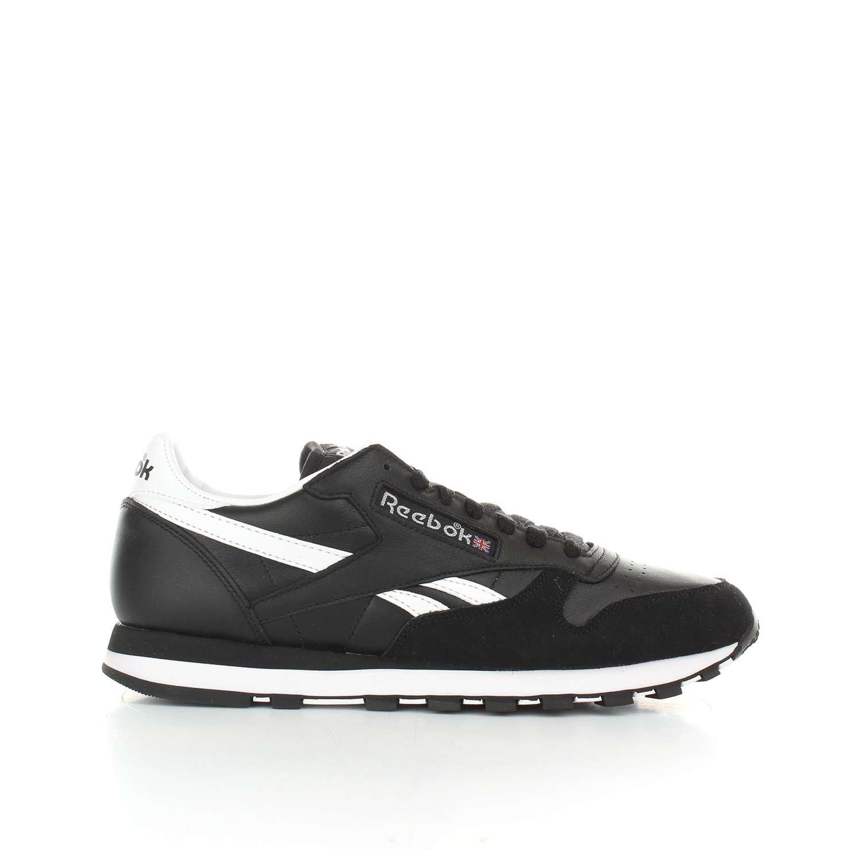 3603de1998c26d Reebok Reebok Reebok Schuhe  ndash  Cl Leather Trc schwarz weiß grau Größe  44 e3227b