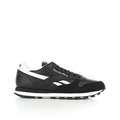 premium selection 24f6e 46667 Reebok Schuhe – Cl Leather Trc schwarz/weiß/grau Größe: 42.5 ...