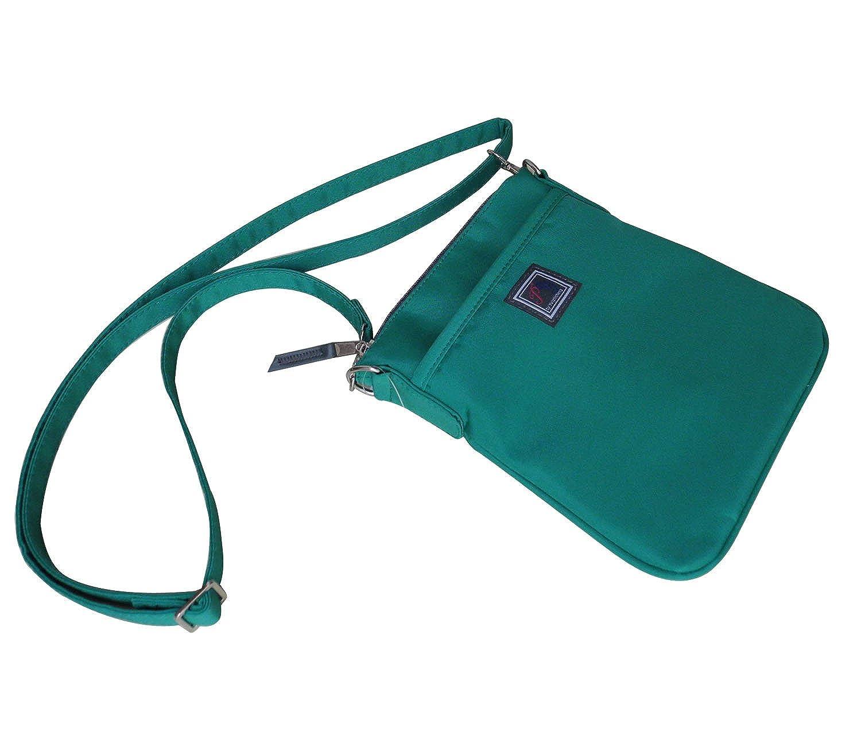 6d6b42912f1f Fashion Microfiber Ipad Mini (Beaker Hipster) cross-body Bag for Vacation  (Emerald Green)  Handbags  Amazon.com