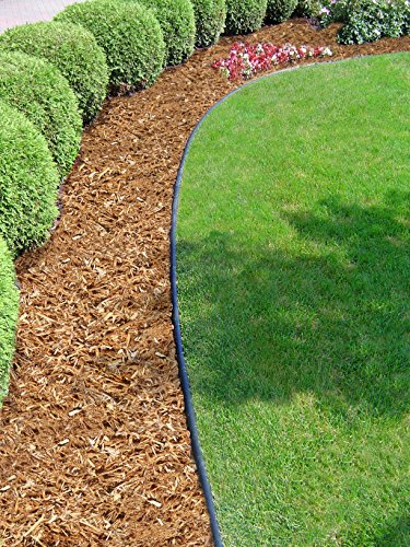 Valley View EDG-20GMC EDG-20 Easy Diamond Ground Lawn Edging, 20', Black by Valley View (Image #4)