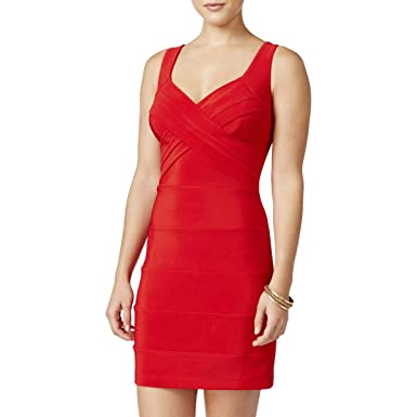 2ffc0438a Image Unavailable. Image not available for. Color: Emerald Sundae Juniors' Banded  Bodycon Dress ...