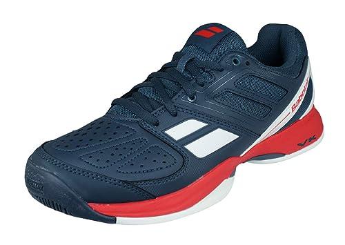 Babolat Cordones Hombre Tenis Zapatos con un Flexible ...