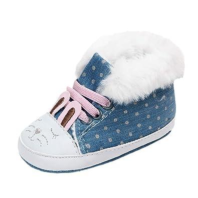 Zapatos de bebé, ASHOP Boots Bebe Winter Zapatos de Baile Latino niña Salsa Morado Zapatillas Running Oferta: Amazon.es: Zapatos y complementos