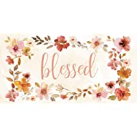 """Oversized 20""""x39"""" Anti-Fatigue Embossed Floor Mat (Blessed)"""