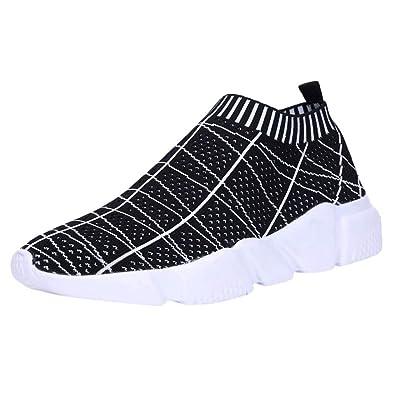 Muium Baskets pour Homme Femme, Sneaker Chaussures de Sports