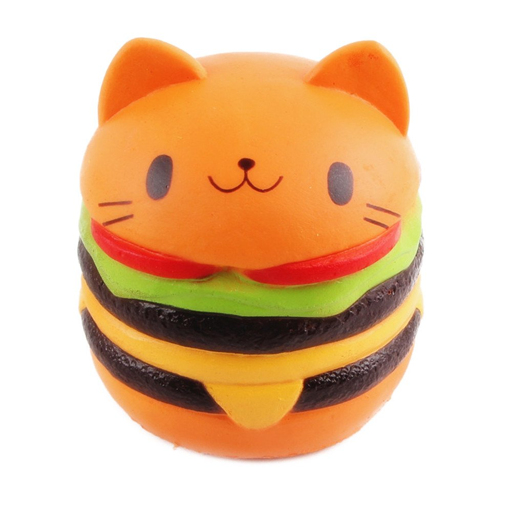 Mobile Phone Straps Emoji Face Pig Squeeze Watermelon Pillow Loaf Cake Bread Toy Milk Bottle Charms French Baguettes Kawaii Squishy Rising Jumbo Toy Wide Selection;
