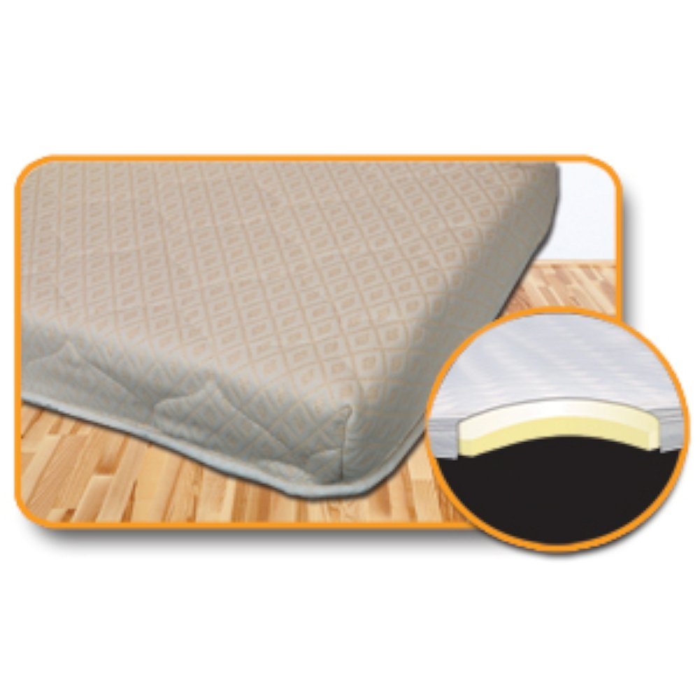 Amazon.com: The Mobile Outfitters 258697 Hide-A-Bed Mattress, 48