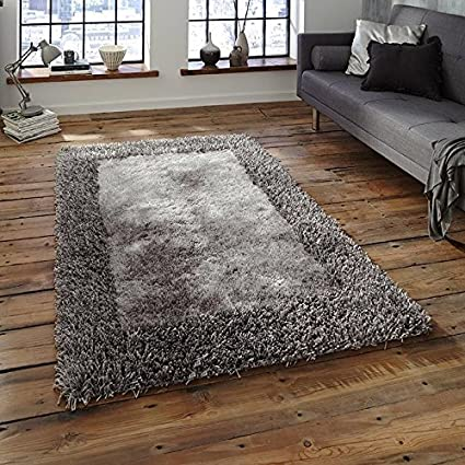 Selective Premium Shaggy Rug Carpet for Living Room (4 X 6 Feet)