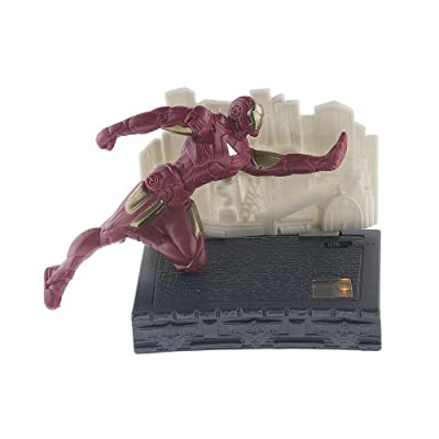 DECOPAC - Iron Man 3 Cake Decorating Kit, Includes Action Figure Topper and Backdrop.: Toys & Games