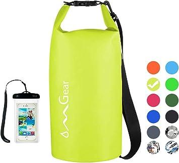 Waterproof Dry Bag Sack TRAVEL Camping Canoe Kayak Swim Outdoor Sports 2L,5L,10L