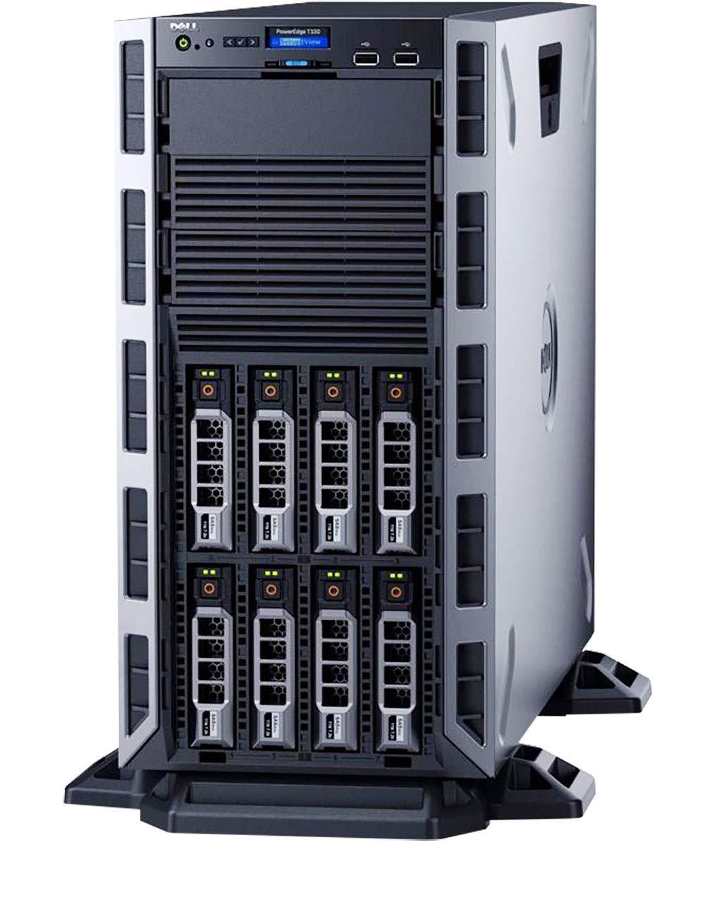 PowerEdge T330 Tower Server, Windows 2019 STD OS, Intel Xeon E3-1230 v6 Quad-Core 3.4GHz 8MB, 32GB DDR4 RAM, 8TB Storage, RAID, Single PSU, 3 Year Warranty by Aventis Systems Inc (Image #4)