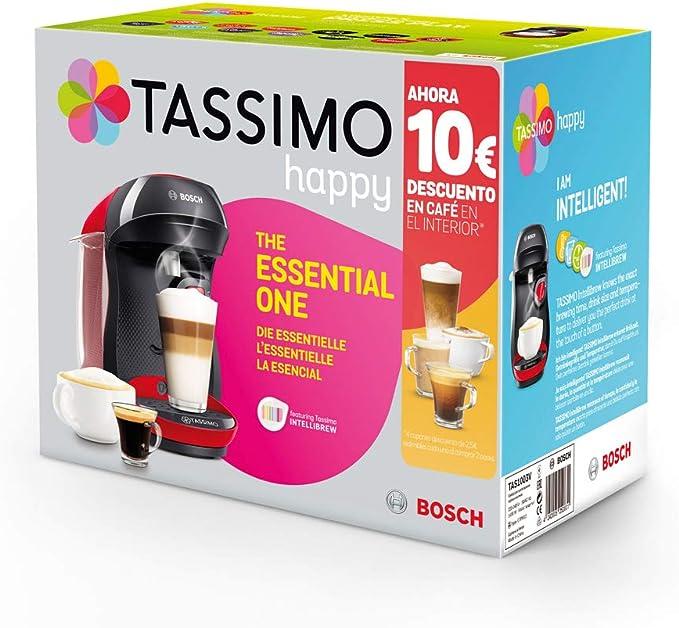 Bosch Tassimo Happy para café: Amazon.es: Hogar
