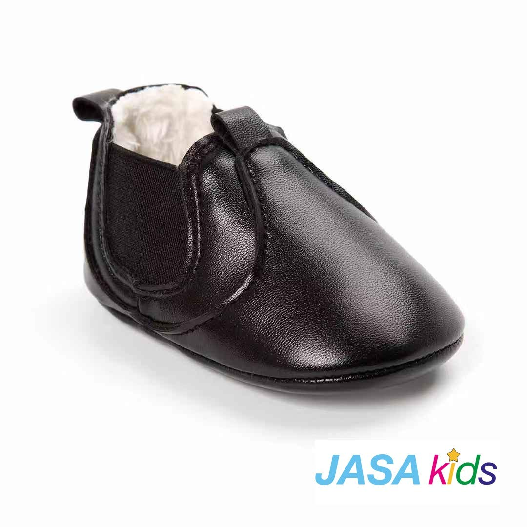 JASA kids Babyschuhe Krabbelschuhe Lauflernschuhe Chelseaboots f/ür Neugeborene S/äuglinge Jungen M/ädchen
