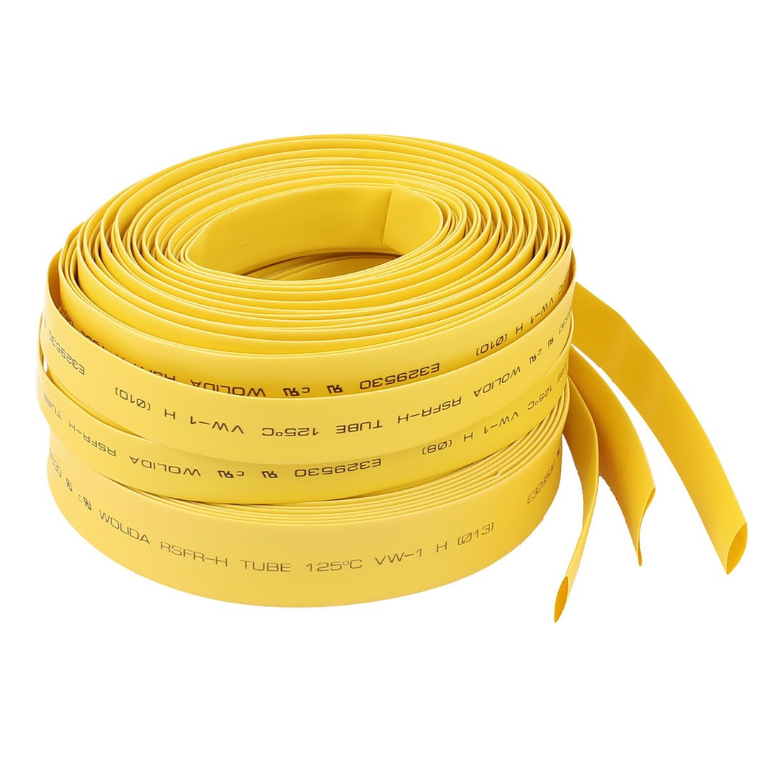 3Pcs 32.8ft 8mm/10mm/13mm 2:1 Heat Shrink Tube Sleeving Wrap Wire Kit