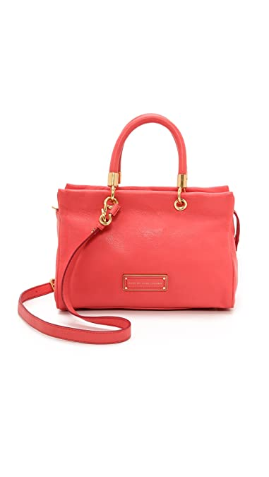 9b3133c769e6 Amazon.com  Marc by Marc Jacobs Women s Too Hot to Handle Satchel ...