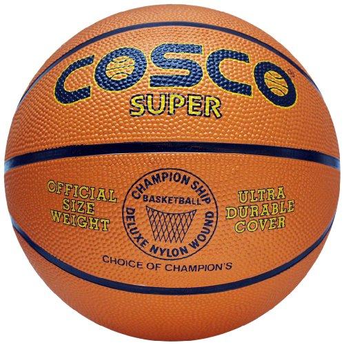 Cosco Super Basket Ball, Size 7  Orange