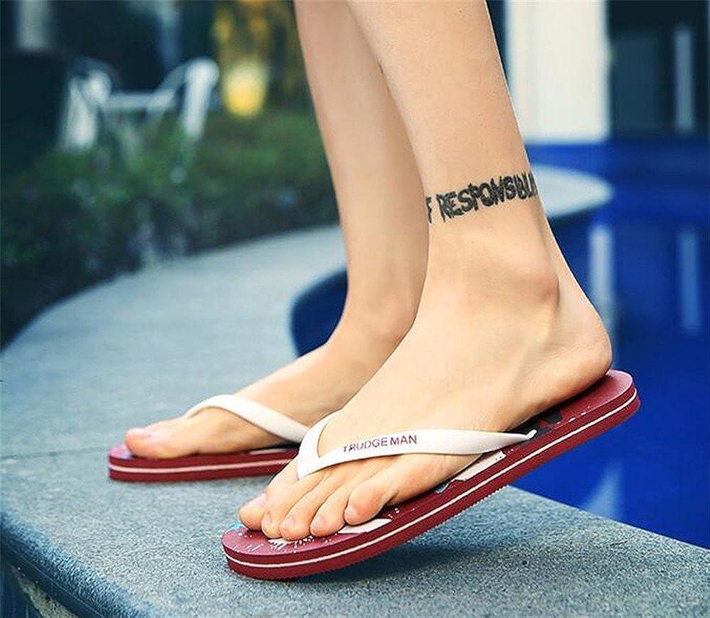 75e668af969 A 2018 Men s Sandals Casual Summer Slippers Shoes Men Rubber Platform  Sandals Beach Flip Flops for Men Sandalias