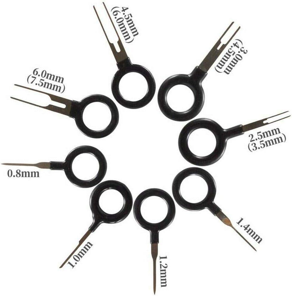 11pcs 70//59//38//26//11//3PCS Terminal Ejector Kit