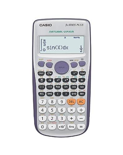 Casio FX-570 ES PLUS – La migliore per i numeri complessi