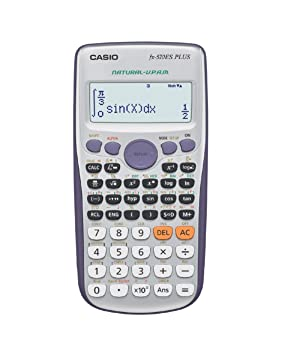 casio fx 570es plus scientific calculator battery amazon co uk rh amazon co uk