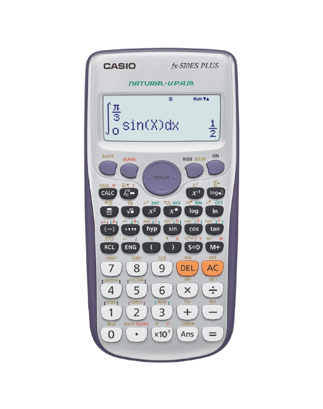 Casio FX-570ES - Calculadora product image