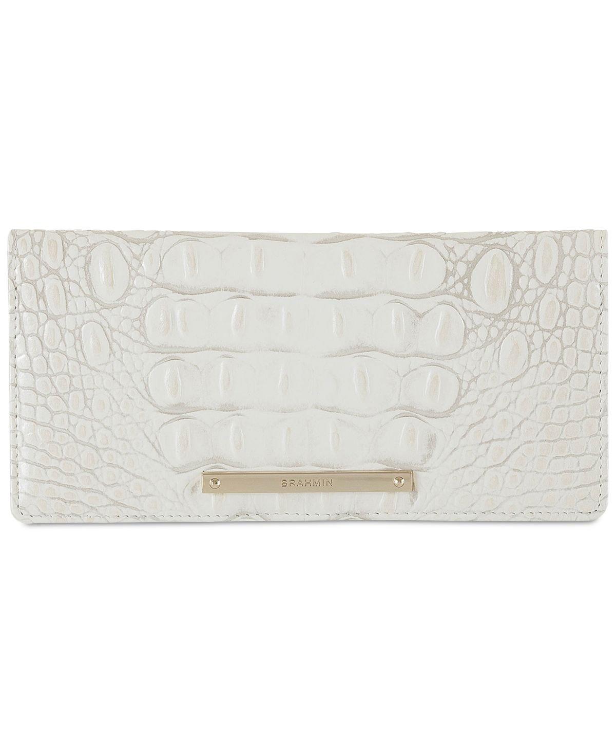Brahmin Women's Melbourne Ady Wallet Pearl One Size