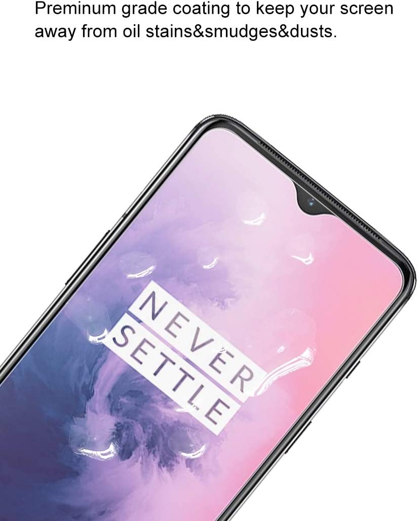 GuiPing 50PCS 0.3mm TPU Full Screen Protection Soft Film for Oneplus 7 Durable