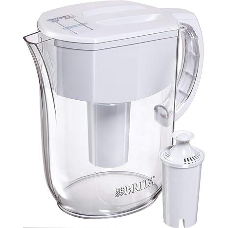 f96d1877de8 Amazon.com  Brita Pitchers 1.00603E+13 Large 10 Cup 1 Standard Filter