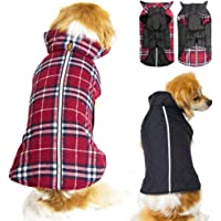 SuBleer Reversible Dog Jacket (Multi Color)