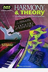 Harmony and Theory: Essential Concepts Series (Essential Concepts (Musicians Institute).) Sheet music