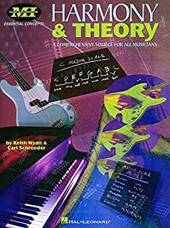 Harmony and Theory: Essential Concepts Series (Essential Concepts (Musicians Institute).) (0793579910)   Amazon Products