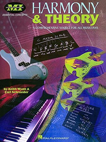 Harmony and Theory: Essential Concepts Series (Essential Concepts (Musicians Institute).) [Schroeder, Carl - Wyatt, Keith] (Tapa Blanda)