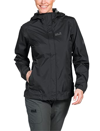 reputable site be69c 26f6e Jack Wolfskin Damen Hardshelljacke Cloudburst