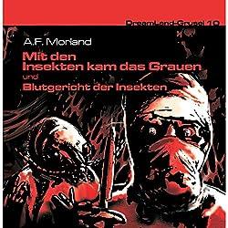 Blutgericht der Insekten (Dreamland Grusel 10b)