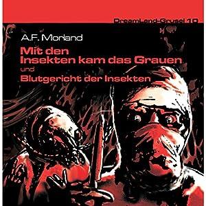 Blutgericht der Insekten (Dreamland Grusel 10b) Hörspiel
