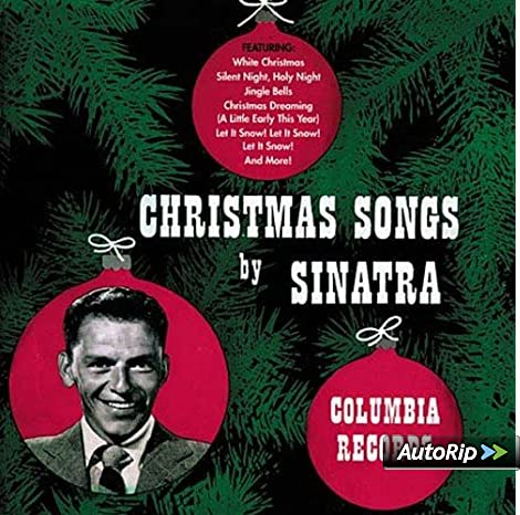 Frank Sinatra Weihnachtslieder.Christmas Songs By Sinatra