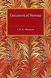 Ornament of Honour, Altounyan, E. H. R., 1107505151