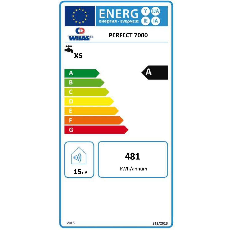 Perfect 7,0/kW Installation sous un /évier Petit chauffe-eau /électrique instantan/é