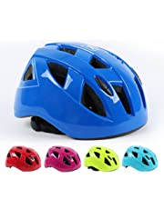 Yiwa Children Kids Sports Helmet Lightweight Ventilate Adjustable Outdoors Riding Bike Skiing Skating Helmet Safety Hat