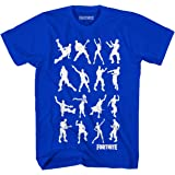 Epic Games Boys Fortnite Short Sleeve Graphic T-Shirt Boogie Dance Moves Officially Licensed