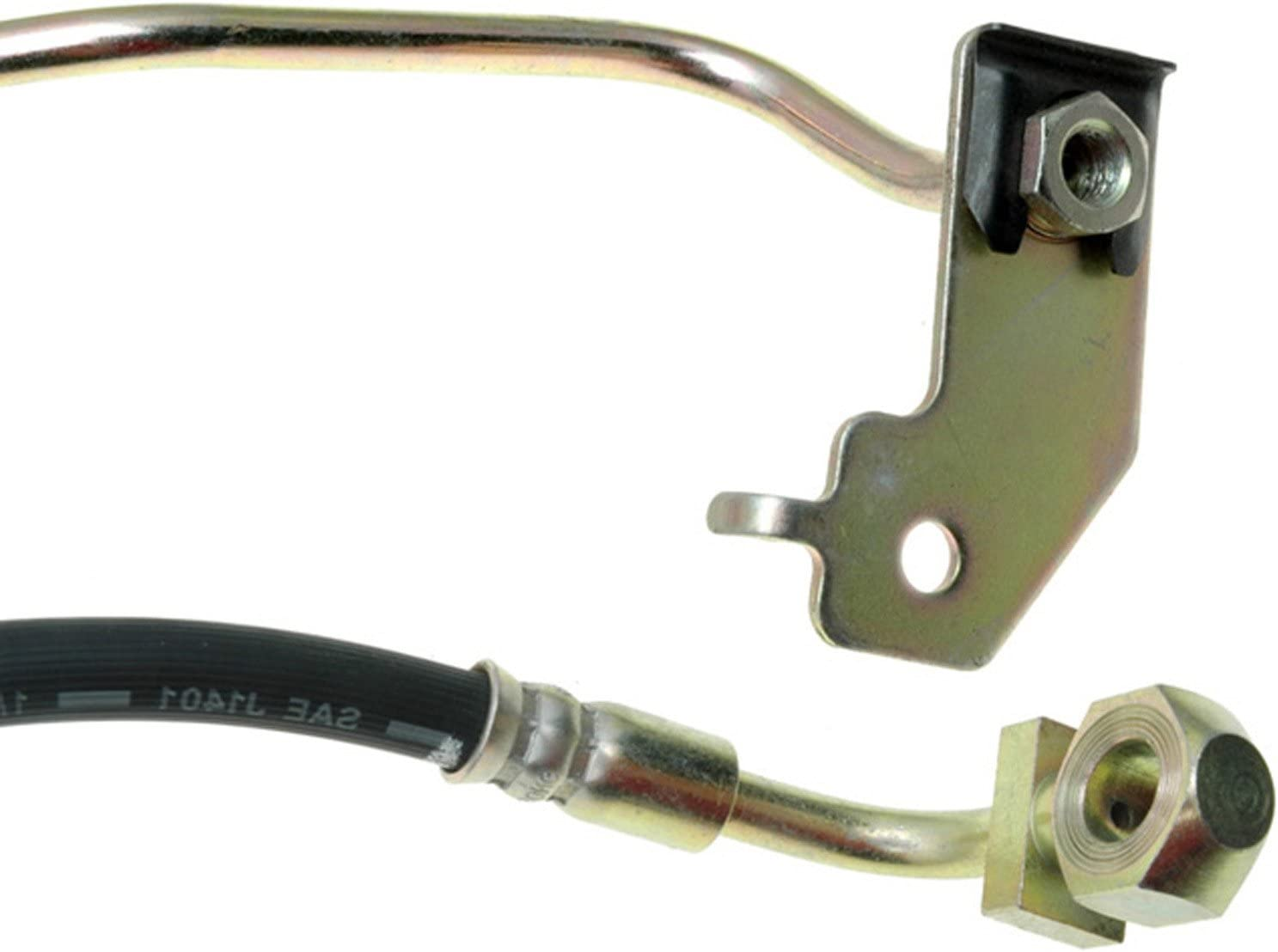 ACDelco 18J4019 Professional Rear Driver Side Hydraulic Brake Hose Assembly