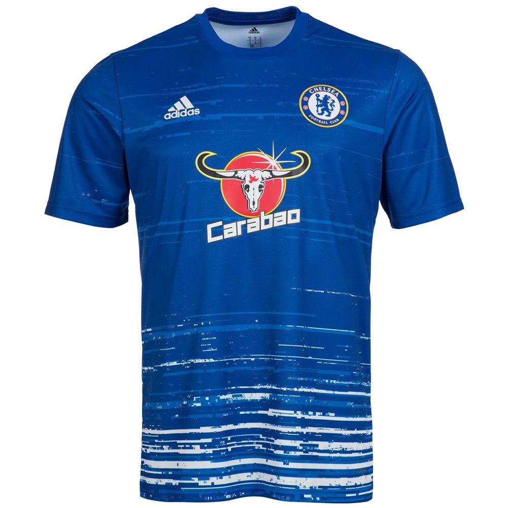 Adidas FC Chelsea, Pre Match Trikot Trikot Trikot ax7012, AX7012, XXL | Elegante e solenne  | unico  | Di Modo Attraente  | marchio  | Primi Clienti  badabd