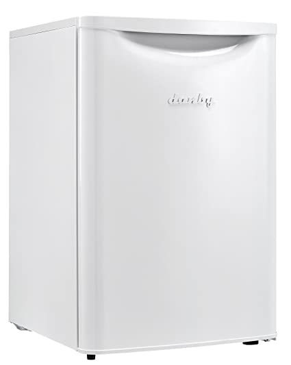 Danby DAR026A2WDB Contemporary Clic Cubic Feet Compact All Refrigerator, on