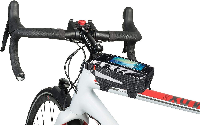 one Size *NEU* black Vaude Fahrrad Rahmentasche Carbo Guide Bag Radtaschen