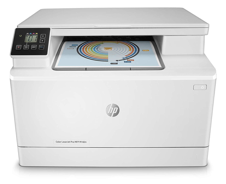 HP Laserjet Pro MFP M182N Impresora láser (8.5 x 14 Pulgadas, USB ...