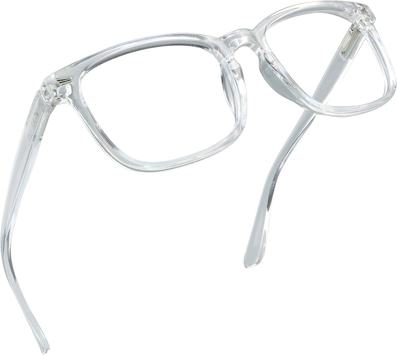 Anti UV LifeArt Blue Light Blocking Glasses Anti Eyestrain Computer Reading Glasses Gaming Glasses TV Glasses for Women Anti Glare Floral, No Magnification