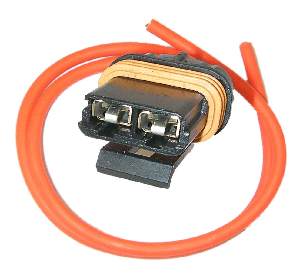 Amazon.com: Parts Master 84057 2-Wire Black Multi-Purpose Pigtail Connector  for GM Products: Automotive
