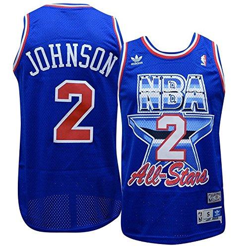 ... Adidas Swingman Jersey (S). Larry Johnson Charlotte Hornets Memorabilia 0d3f99962